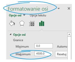 Zacienione tło wykresu punktowego w Excelu_18