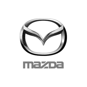 Mazda b&w