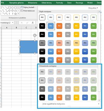 Co nowego wprogramie Excel 2016 (cz.1) - formatowanie, powiedz mi, szablony_13