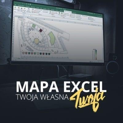 Twoja własna mapa Excel
